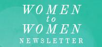 Sidebar - Women Newsletter
